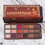 Gingerbread spice, la nouvelle palette Too Faced