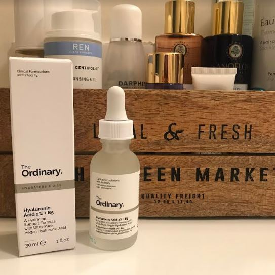 serum the ordinary acide hyaluronique b5