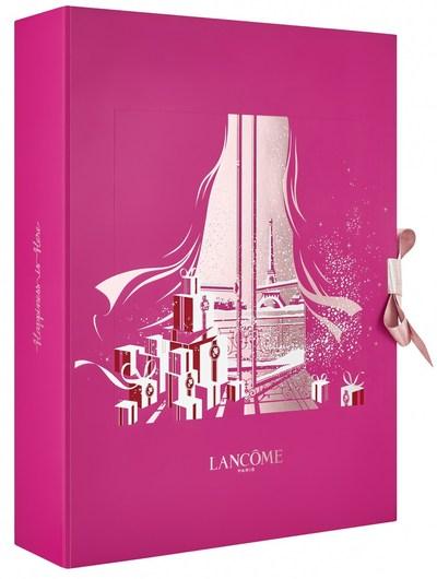 Calendrier de l'avent Lancome 2019