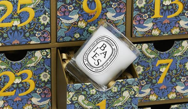 Calendrier de l'avent Liberty London
